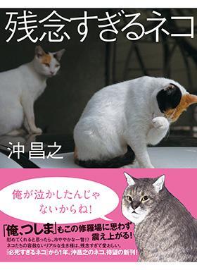 【書籍】残念すぎるネコ