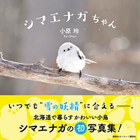 【書籍】シマエナガちゃん