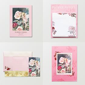 FLOWER FAIRIES バラの妖精ステーショナリーセット