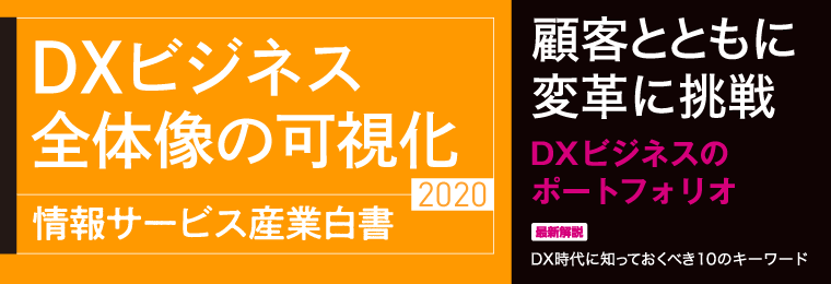 dxビジネス 全体像の可視化